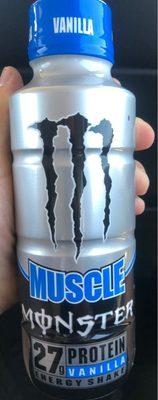 Energy shake - Produit - fr