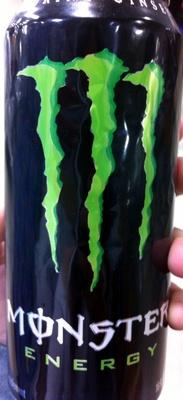 Monster Energy - Produit