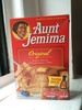 Aunt Jemima Original Pancake and Waffle Mix - Produit