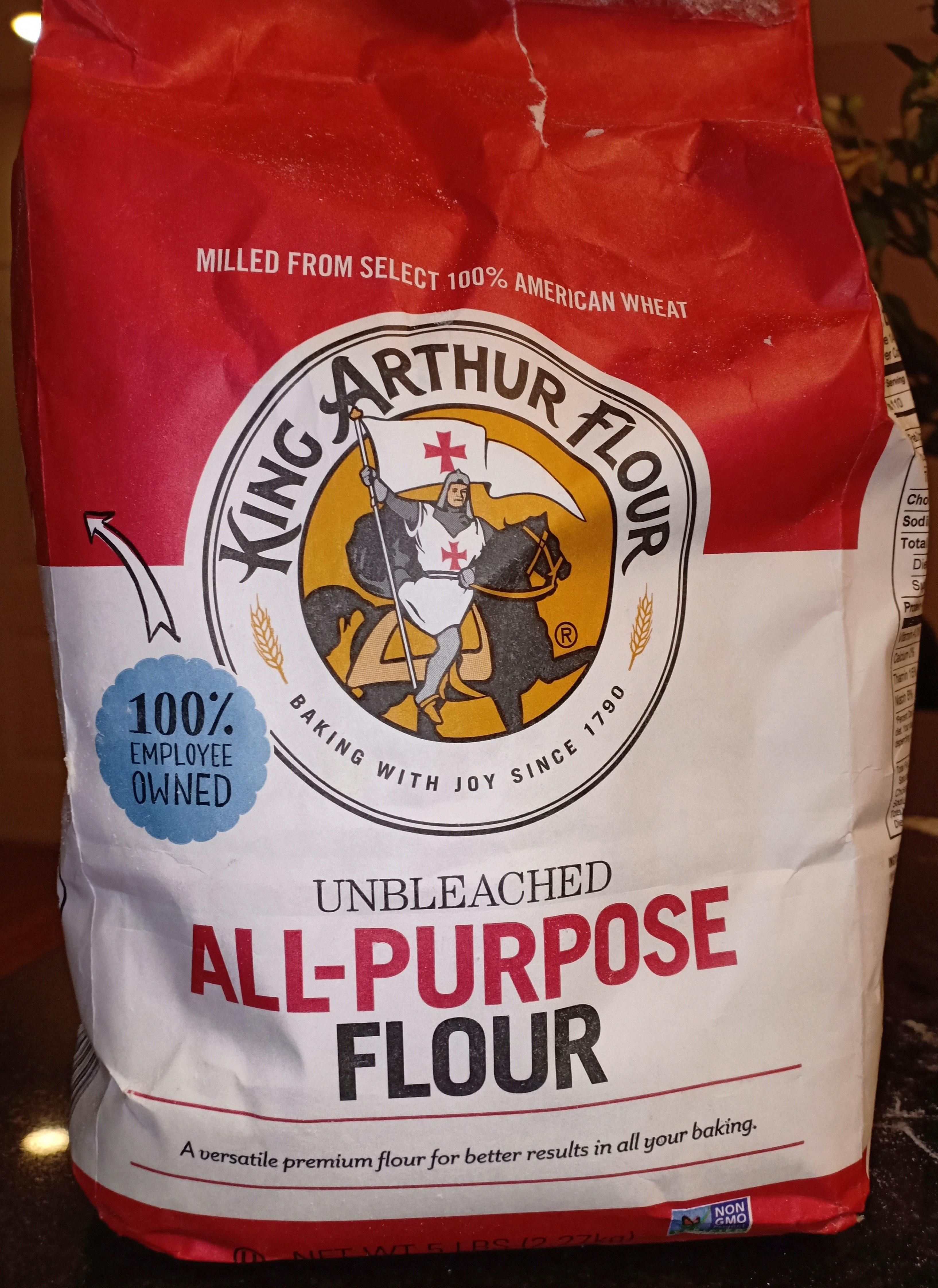 Unbleached All-Purpose Flour - Product - en