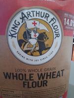 100% whole grain whole wheat flour - Product - en