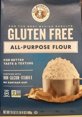 Gluten free all-purpose flour - Product - en