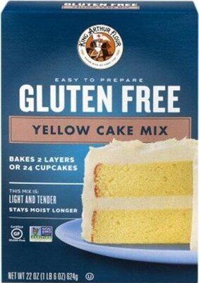 Cake mix - Product