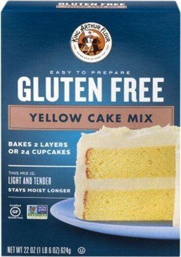 Cake mix - Product - en