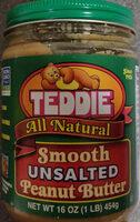 Unsalted Peanut Butter - Prodotto - en