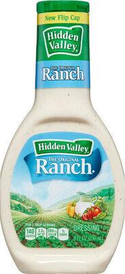 Original ranch salad dressing & topping - Product