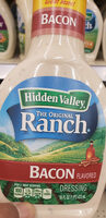 The Original Ranch, Dressing, Bacon - Product