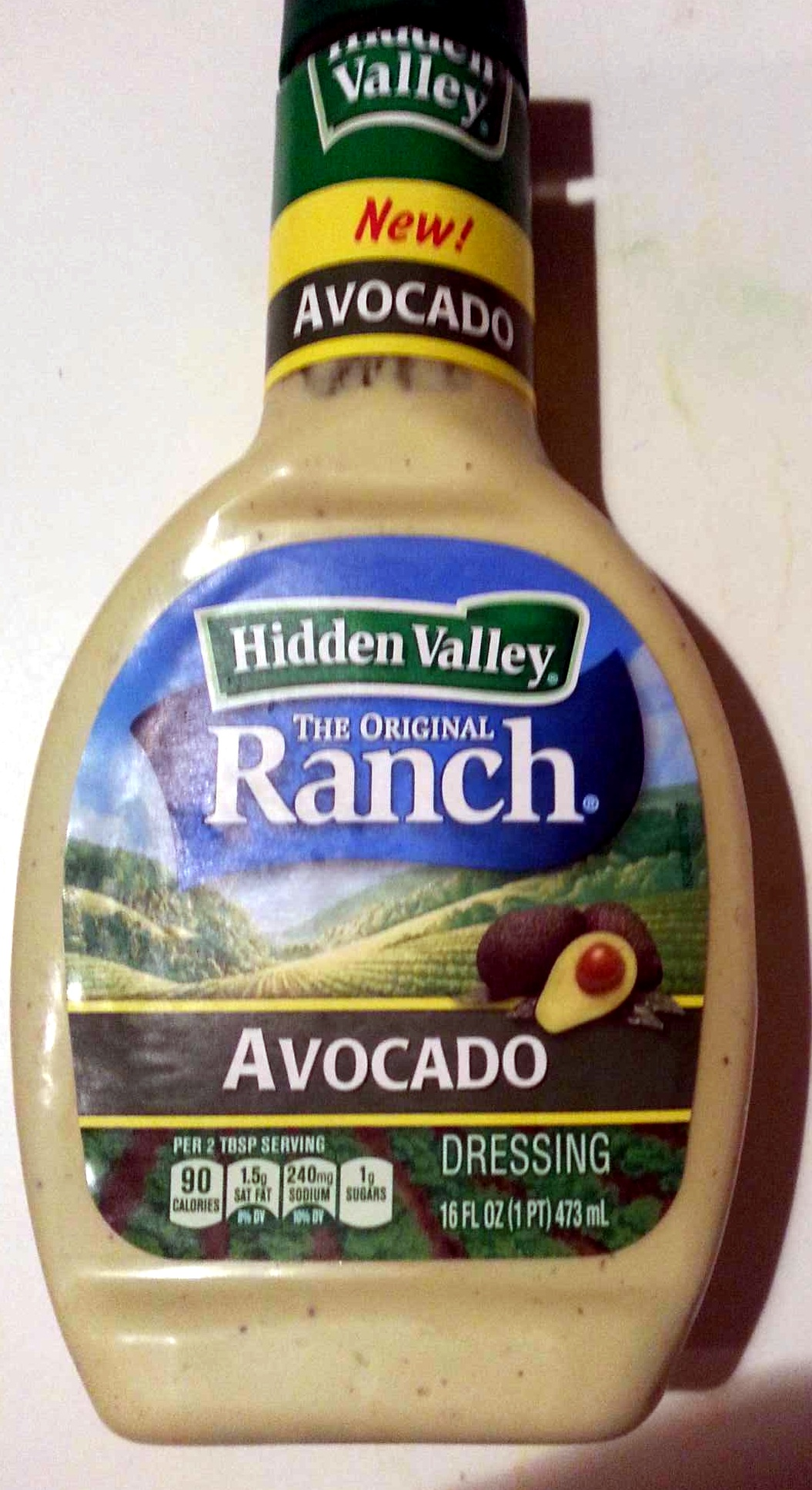 Avocado dressing - Product