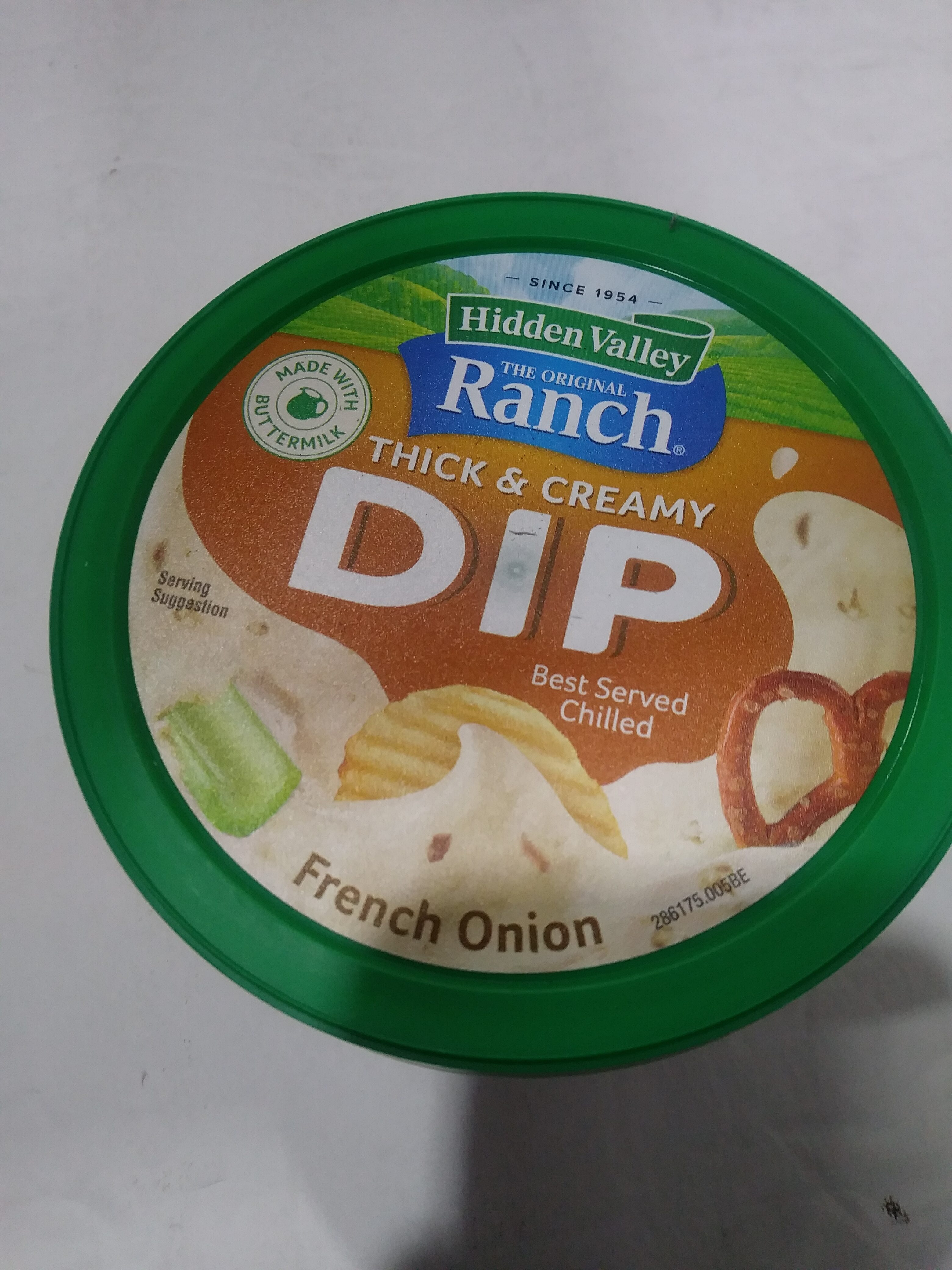Thick & Creamy French Onion Dip - Product - en