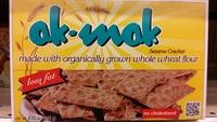 Sesame Cracker - Product