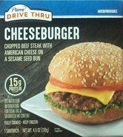 Cheeseburger - Prodotto - en