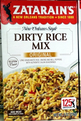 Dirty Rice Mix - Product