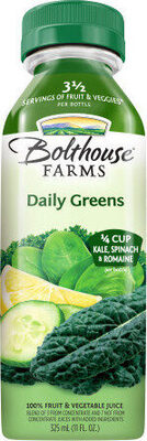 Fruit & vegetable juice - Product