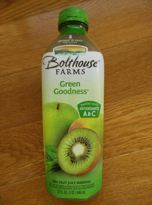 Green goodness smoothie - Product