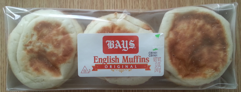 Original english muffins - Produit - en