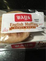 English muffins - Produit - fr