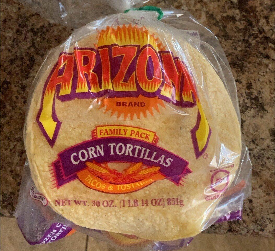Corn tortilla - Product - en