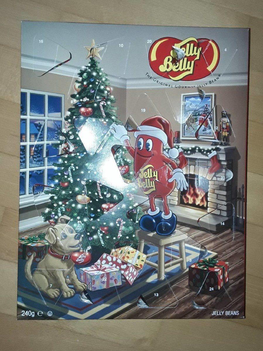 Jelly Belly Adventskalender - Produit - fr