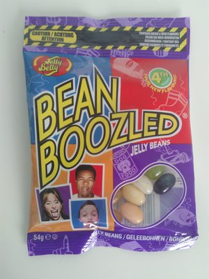 Bean Boozled Jelly Beans Candy - Product - fr