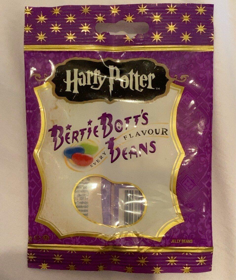 Bertie Bott's Beans Jelly Beans - Produit - fr