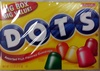 Tootsie, dots, gumdrops, assorted fruit - Product