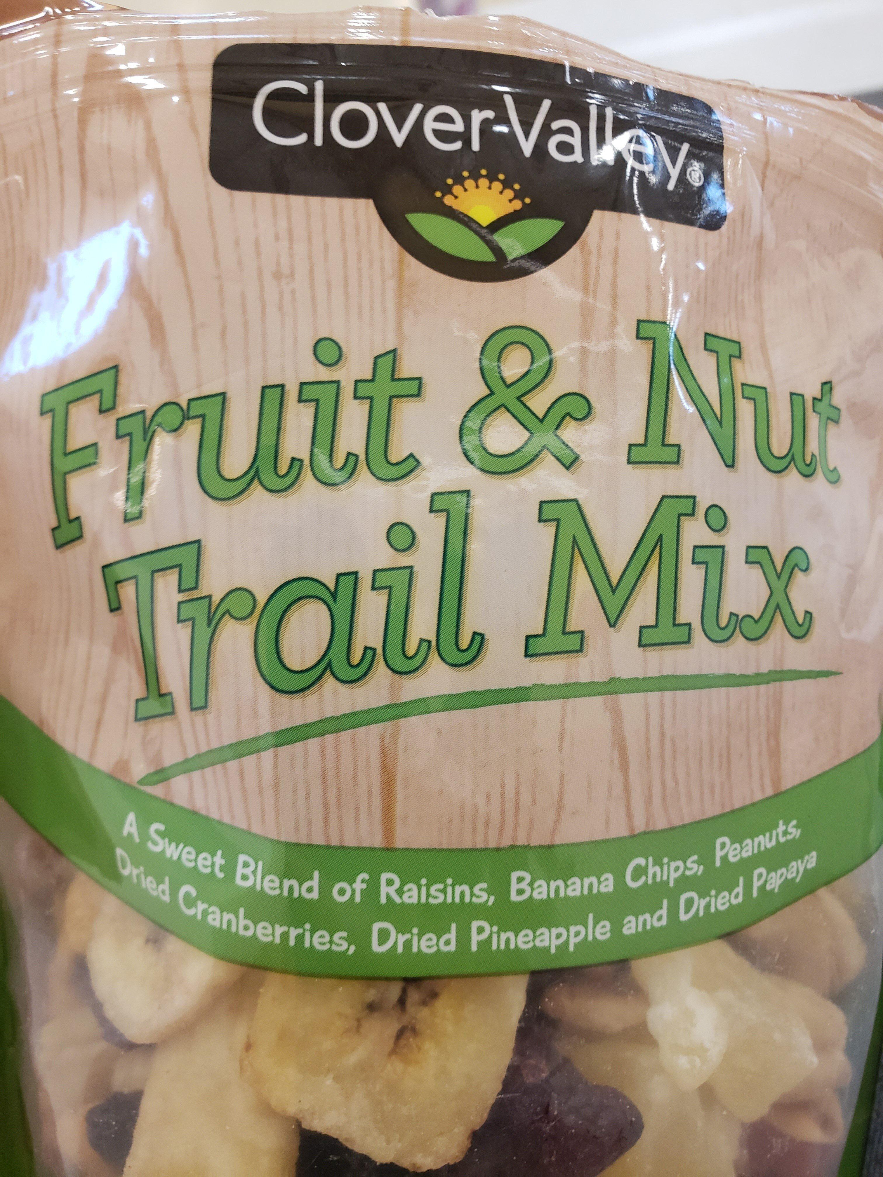 Fruit & Nut Trail Mix - Product - en