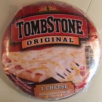 5 cheese mozzarella, cheddar, parmesan, asiago & romano original pizza - Product - en