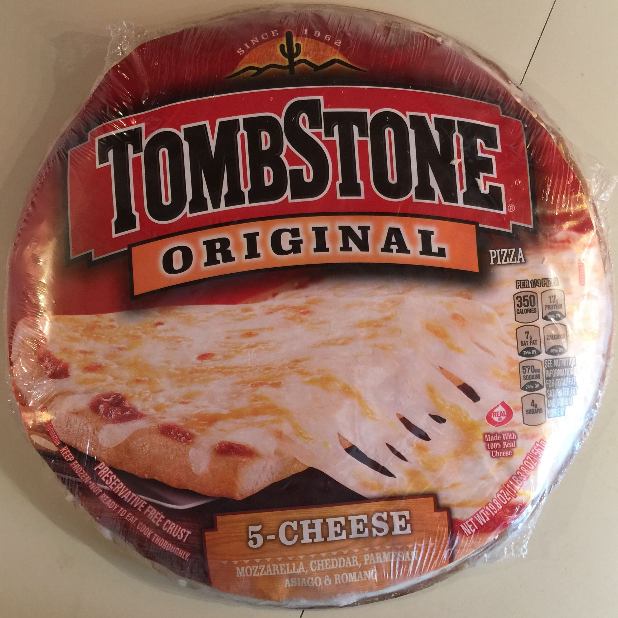 5 Cheese Original Pizza - Product