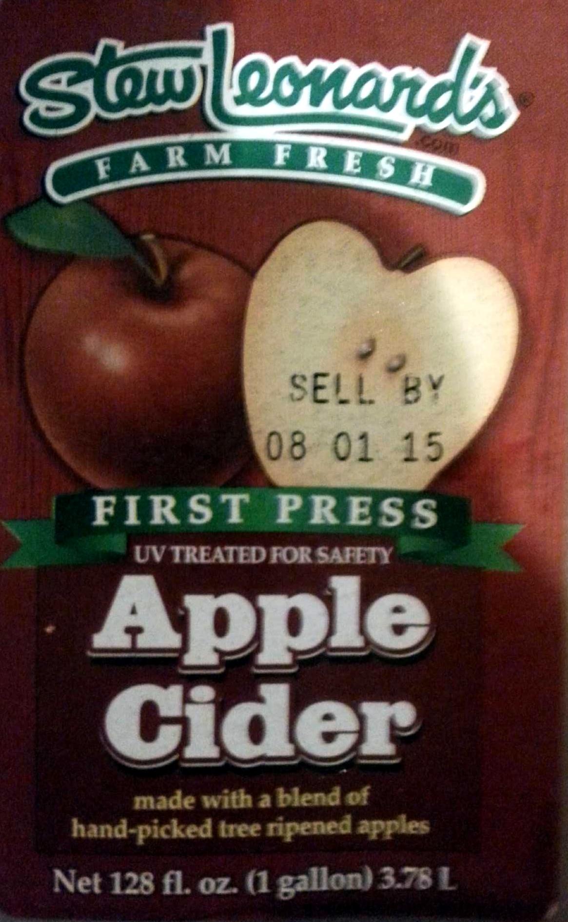 Apple Cider - Product - en