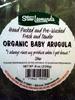 Organic Baby Arugula - Product