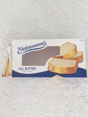 All Butter Loaf Cake - Produit