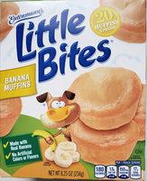 Little Bites, Banana Muffins - Product