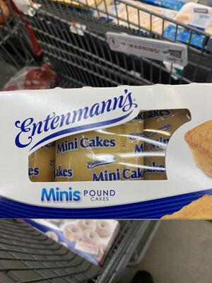 Minis Pound Cake - Product