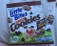 soft baked cookies - Product - en