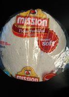 flour tortillas - Product - en