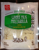Mozzarella Cheese - Whole Milk - Product - en