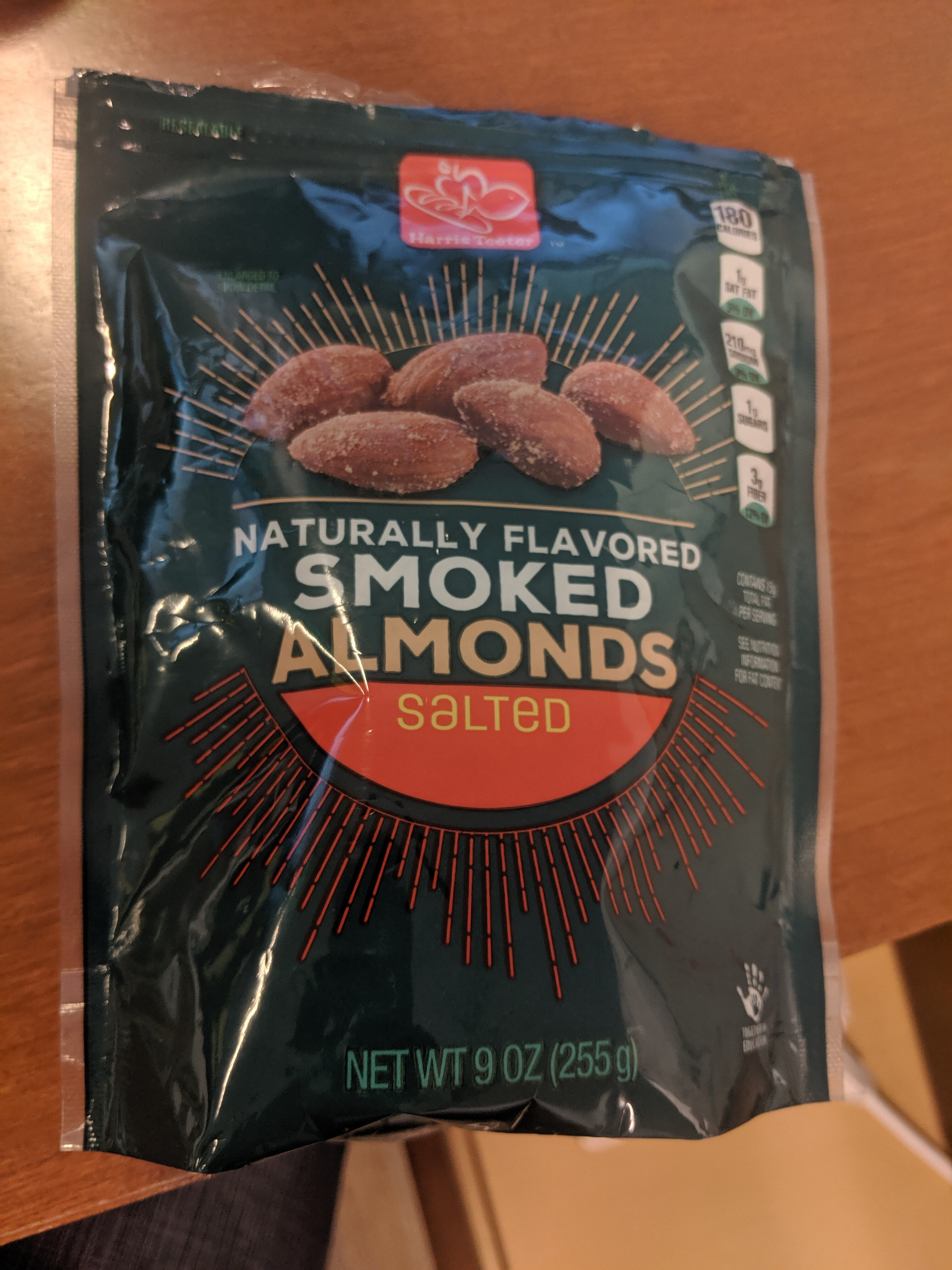 Smoked Almonds - Product