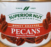 Delicious Pecans, Honey Roasted - Product