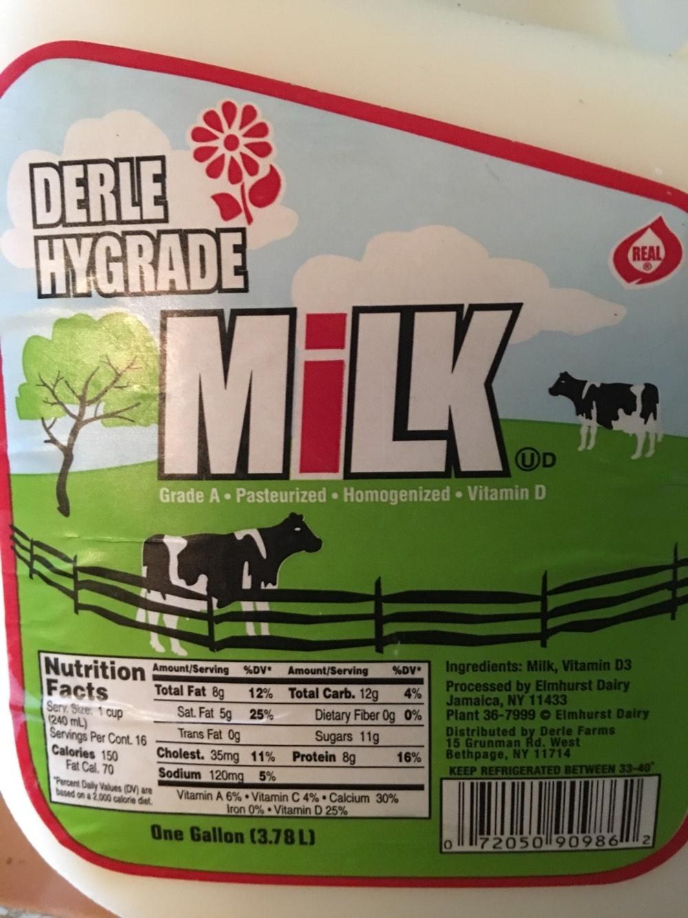 Hygrade milk - Product - en