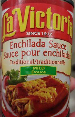 Enchilada Sauce - Produit - en