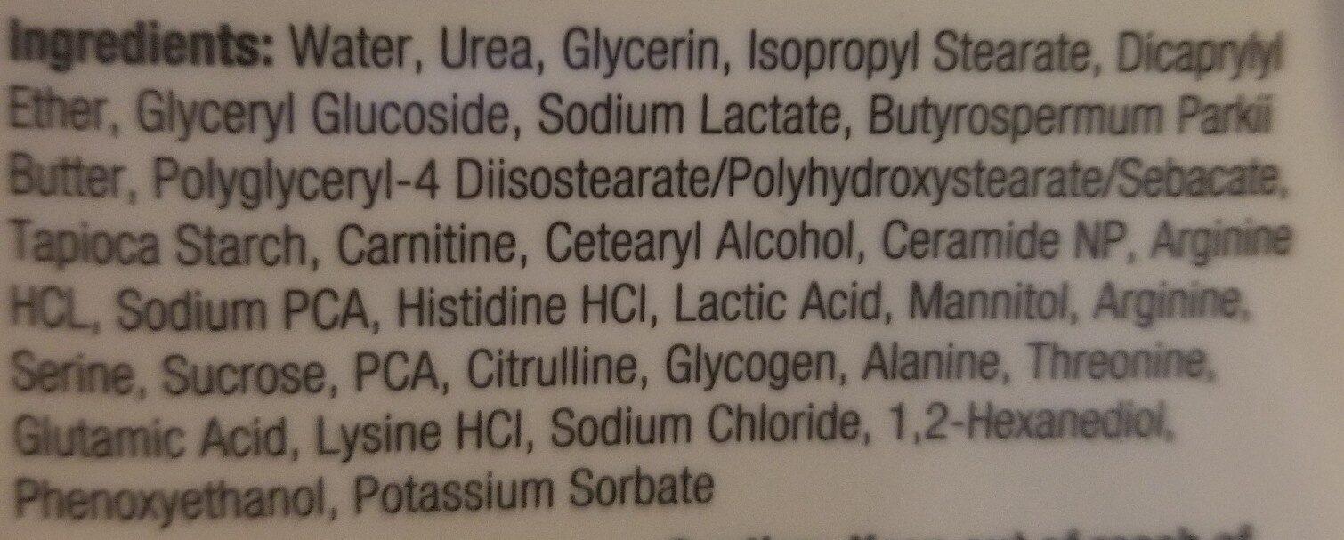 eucerin roughness relief lotion - Ingredients - en