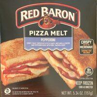 Pizza melt pepperoni - Product - en
