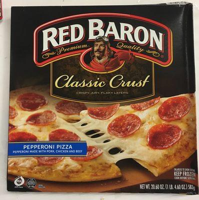 Classic Crust Pizza de Peperoni - Product