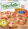 Gluten free pepperoni frozen pizza - Product