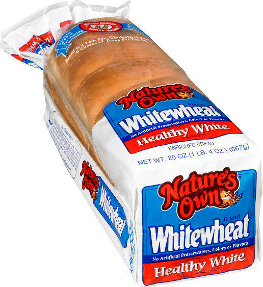 Enriched bread - Product - en