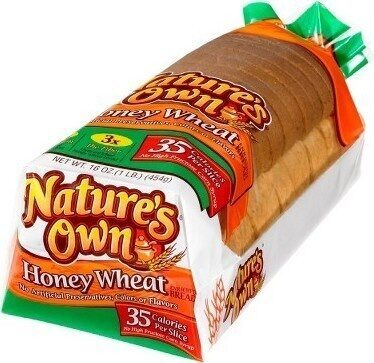 Enriched bread honey wheat - Prodotto - en