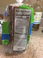 Wheat+protein bread - Product - en