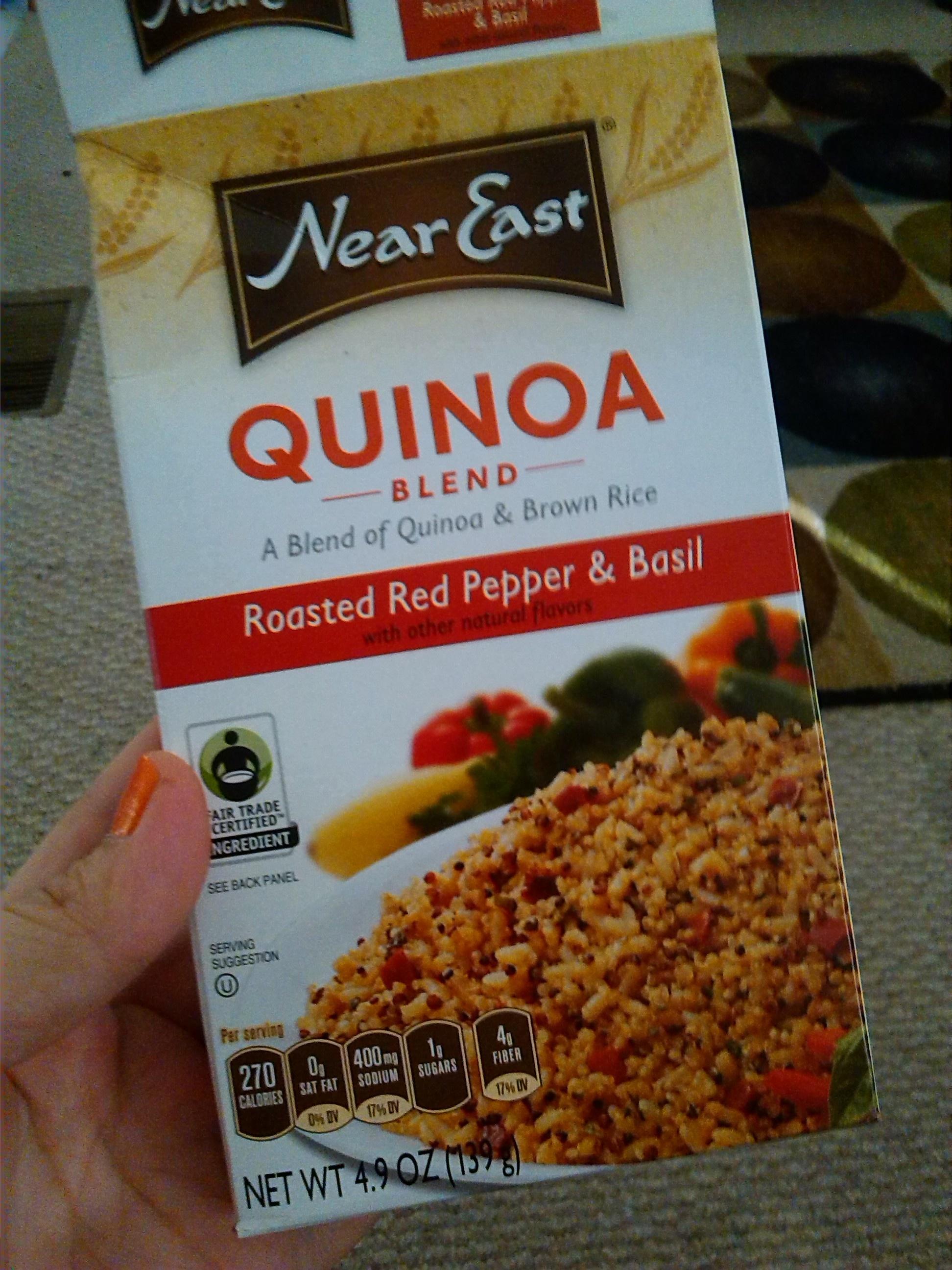 Quinoa Blend - Product