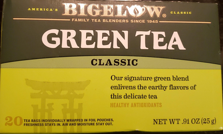 Bigelow Green Tea - Product - en