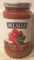 Pizza Sauce, Pizzaria Style - Product